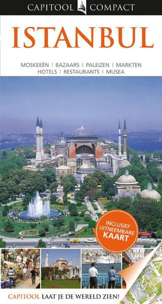 Capitool Compact Istanbul - Melissa Shales (ISBN 9789047519096)