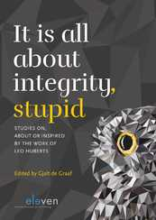It is all about integrity, stupid - (ISBN 9789462745384)