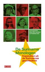 De suriname-monologen (e-Book)