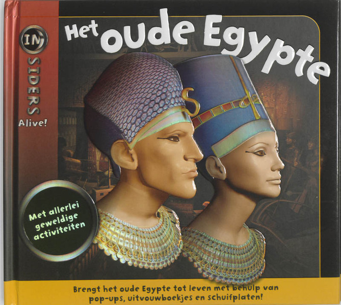Insiders Alive - Oude Egypte - Robert Coupe (ISBN 9789025749033)