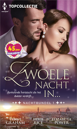 Zwoele nacht in... (3in1) (e-Book)