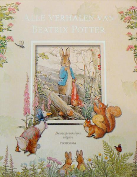 Alle verhalen van Beatrix Potter - Beatrix Potter (ISBN 9789021680781)
