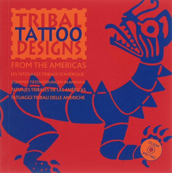 Tribal Tattoo Designs from the America's - M. Hesselt van Dinter (ISBN 9789081054300)