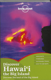 Lonely Planet Country Guide Discover Hawaii the Big Island | Boeken.com