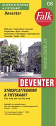 Deventer plattegrond