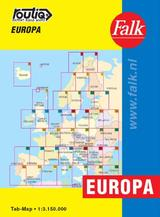 Routiq Europa Tab-map