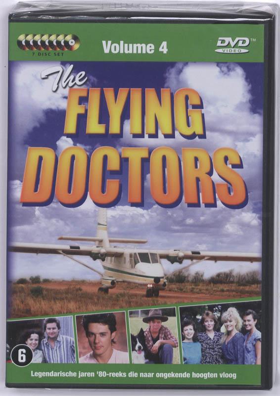 Flying Doctors - Seizoen 3 (Volume 4)