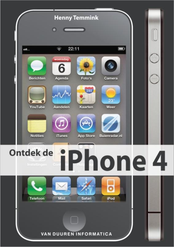 Ontdek de iPhone 4G