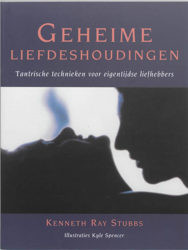 Geheime Liefdeshoudingen - Boek