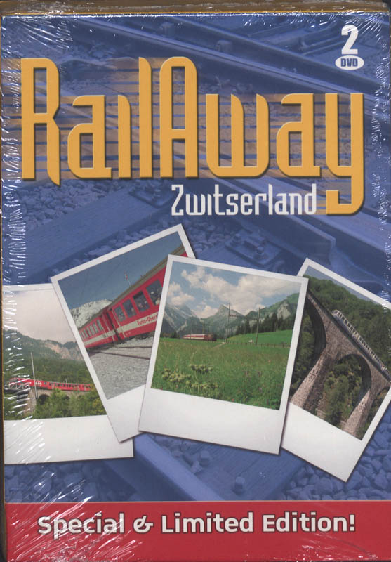 Rail Away - Zwitserland