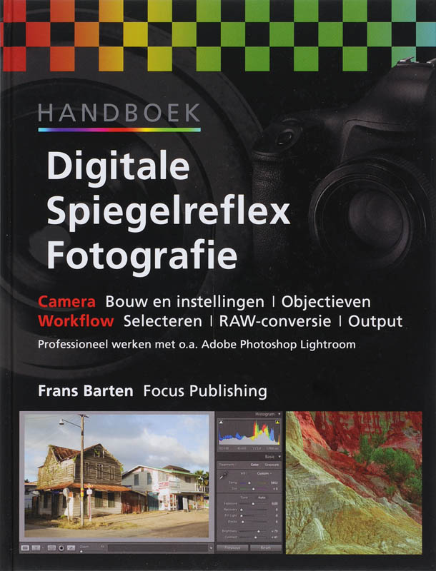 LITERATUUR HANDBOEK DIG.REFLEX FOTOGRAFIE