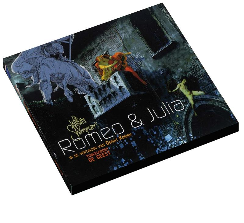 9789085300465 - Romeo & Julia - Книга