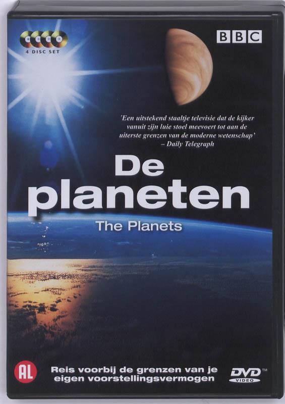 De Planeten (The Planets) (4DVD)