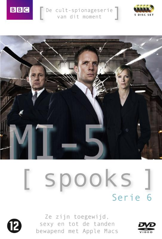Spooks - Seizoen 6 (5DVD)