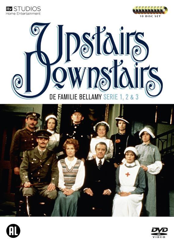 Upstairs Downstairs - seizoen 1 t/m 3 (10DVD)
