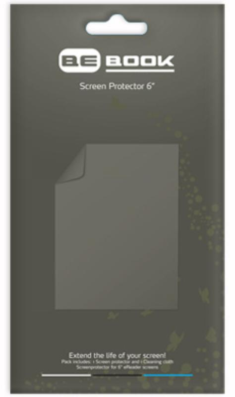 SCREENPROT SCREEN PROT 6    BEBOOK