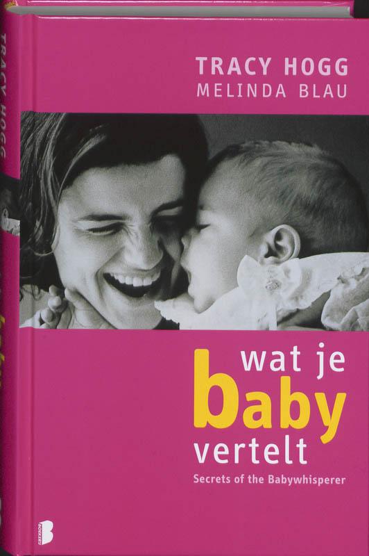 Kaft van e-book Wat je baby je vertelt