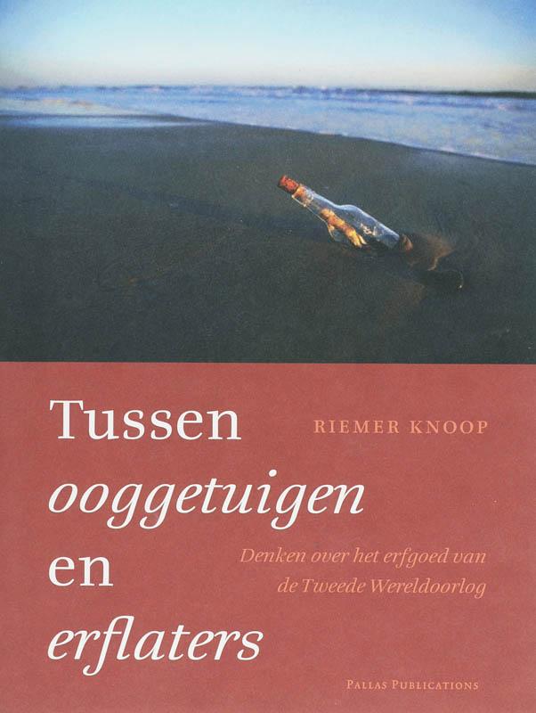 Kaft van e-book Tussen Ooggetuigen en Erflaters