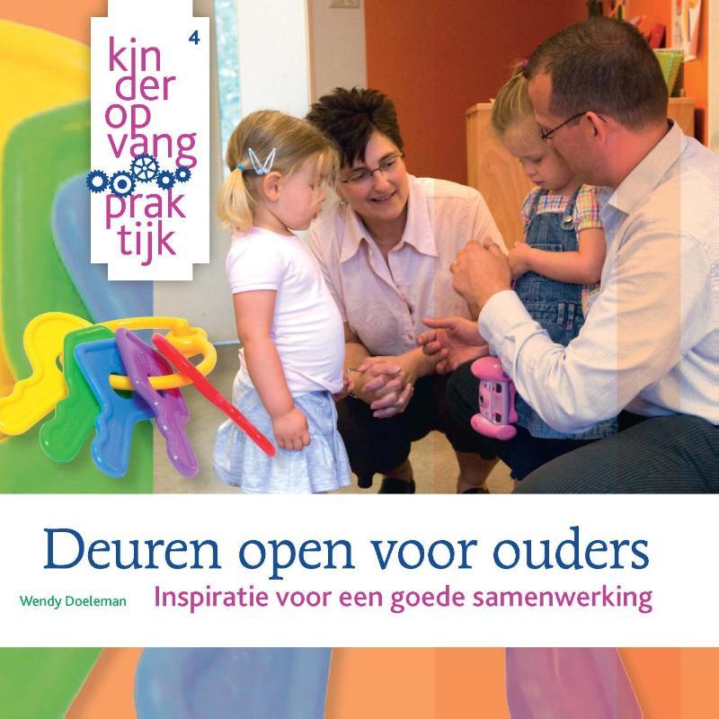 Kaft van e-book Deuren open voor ouders