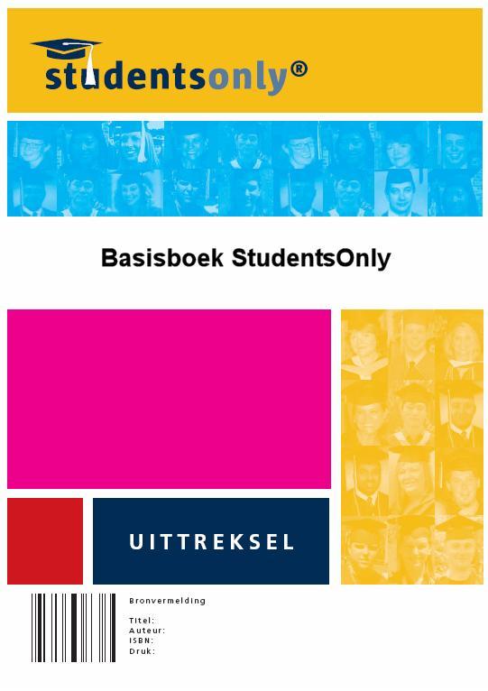 9789460663666 - Werkboek Sociologie (e-Book) - Kniha
