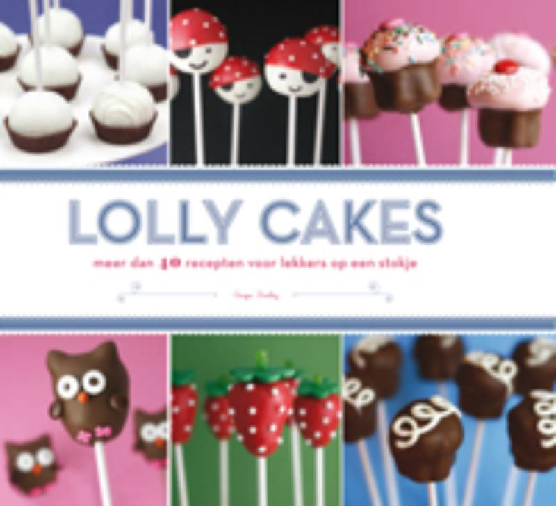 Lolly cakes - Angie Dudley