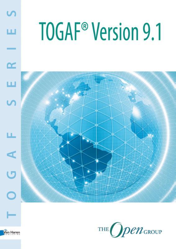 Kaft van e-book TOGAF® / 9