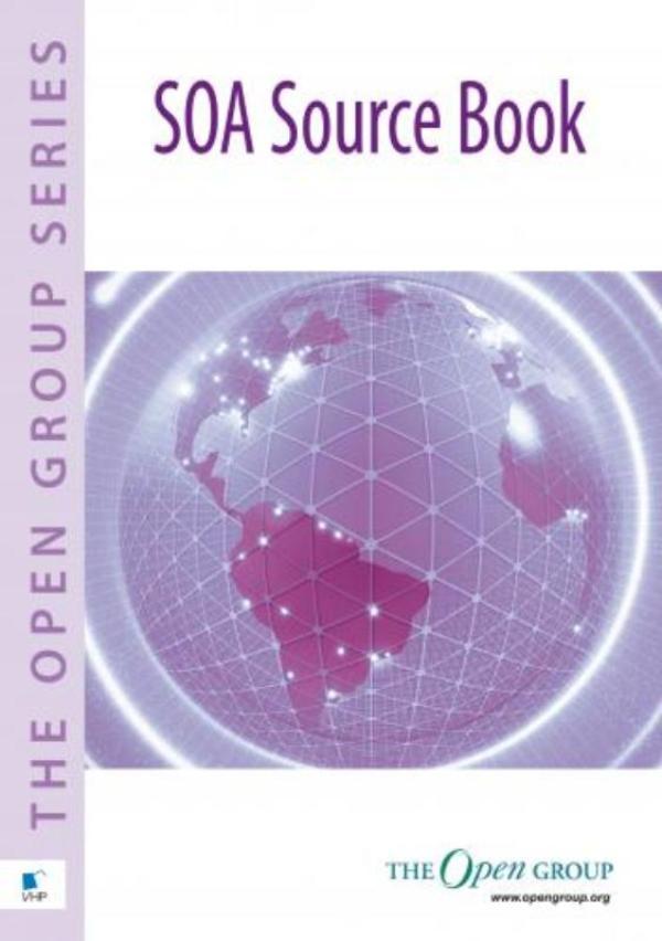Kaft van e-book E-Book: SOA Source Book (english version)