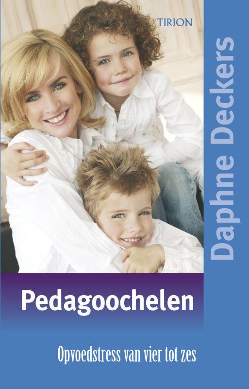 Kaft van e-book Pedagoochelen