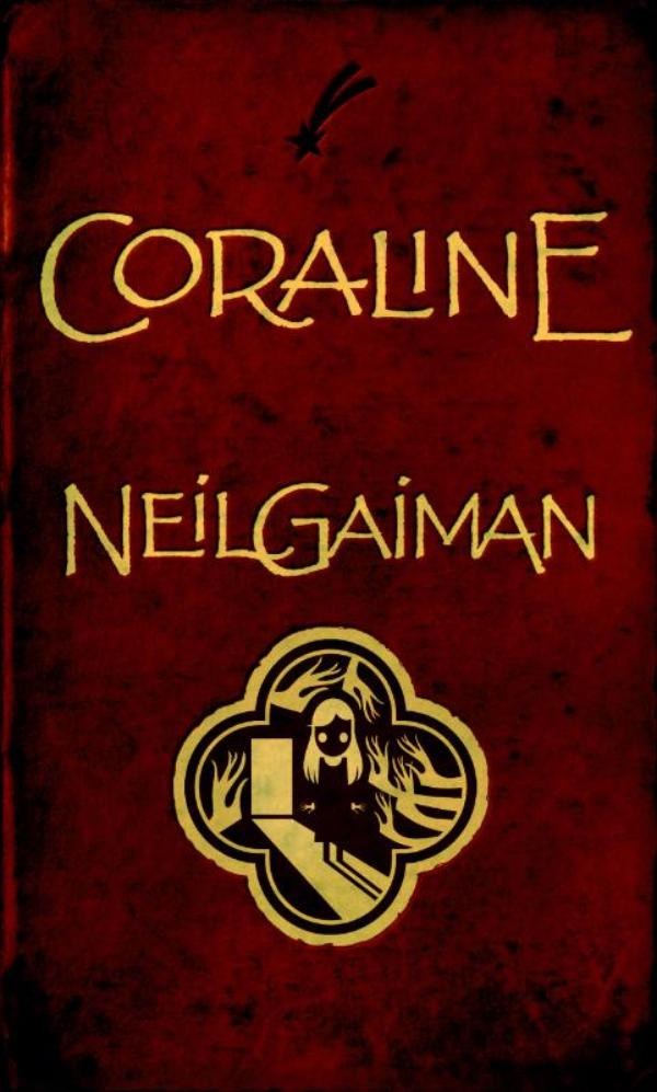 coraline neil gaiman book report