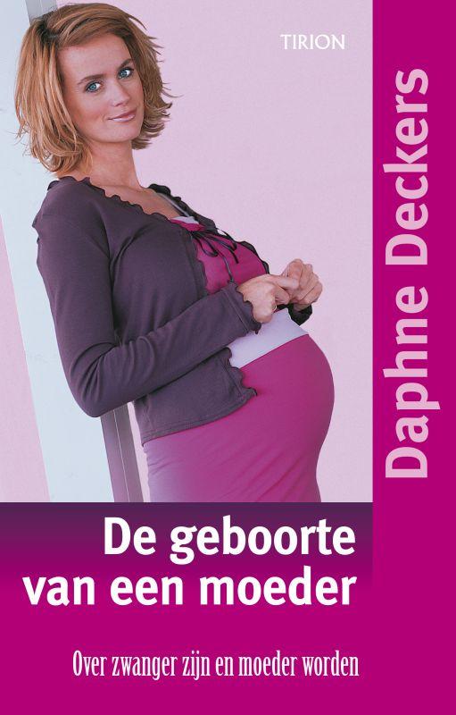 Kaft van e-book De geboorte van een moeder