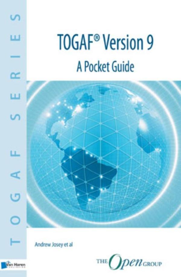 Kaft van e-book TOGAFe Version 9 A Pocket Guide