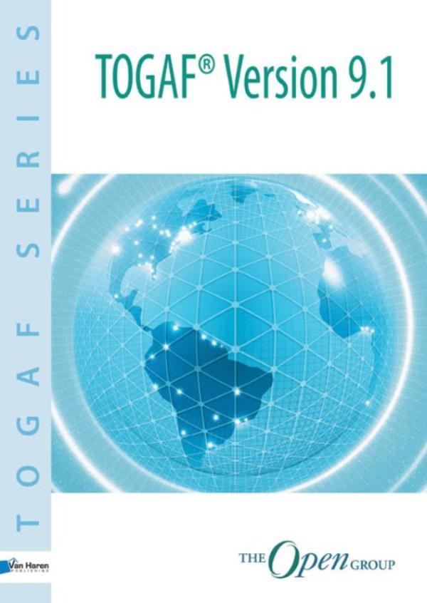 Kaft van e-book TOGAF® Version 9.1