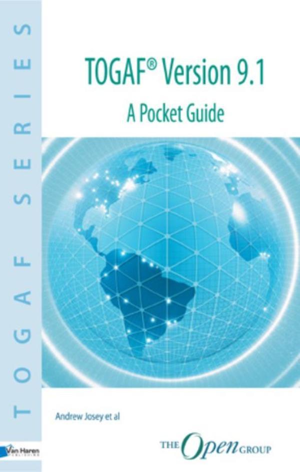 Kaft van e-book Togaf / Version 9.1