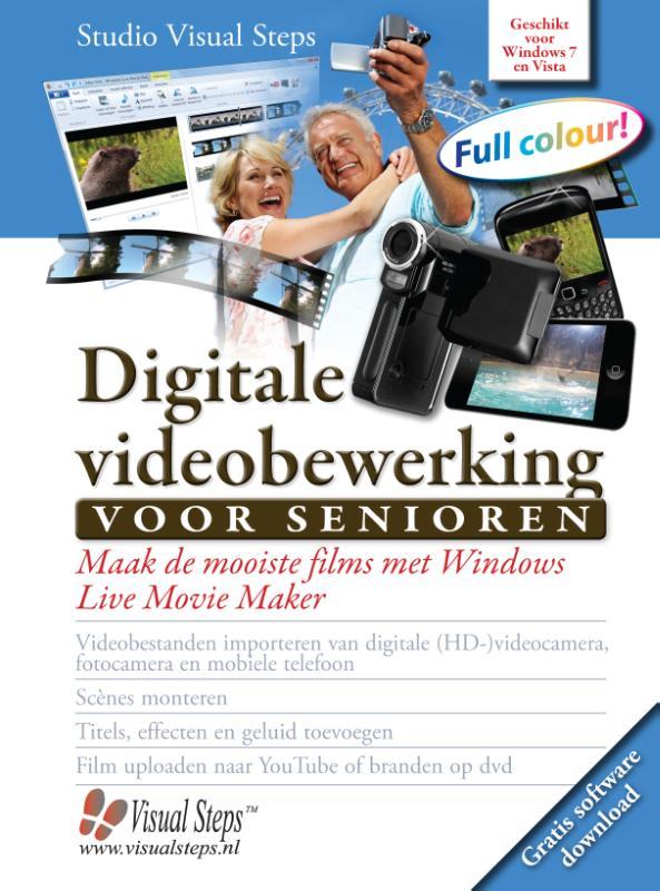 Digitale videobewerking voor senioren