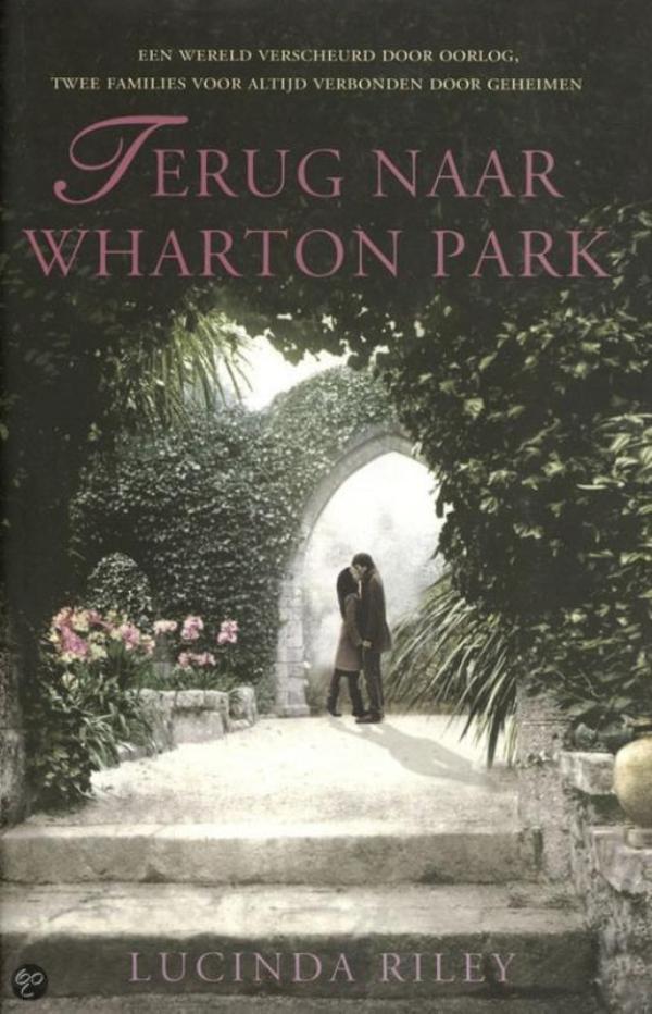 Kaft van e-book Terug naar Wharton Park