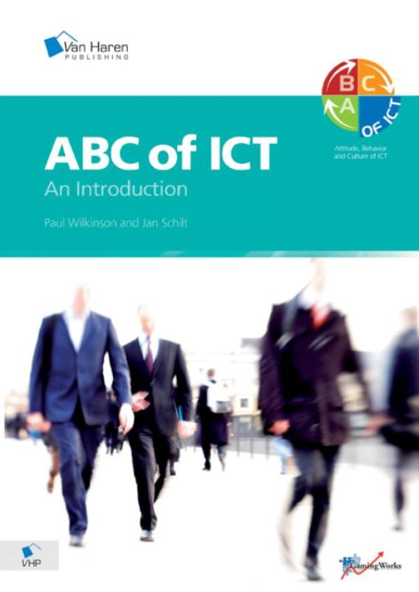 Kaft van e-book ABC of ICT / version 1.0