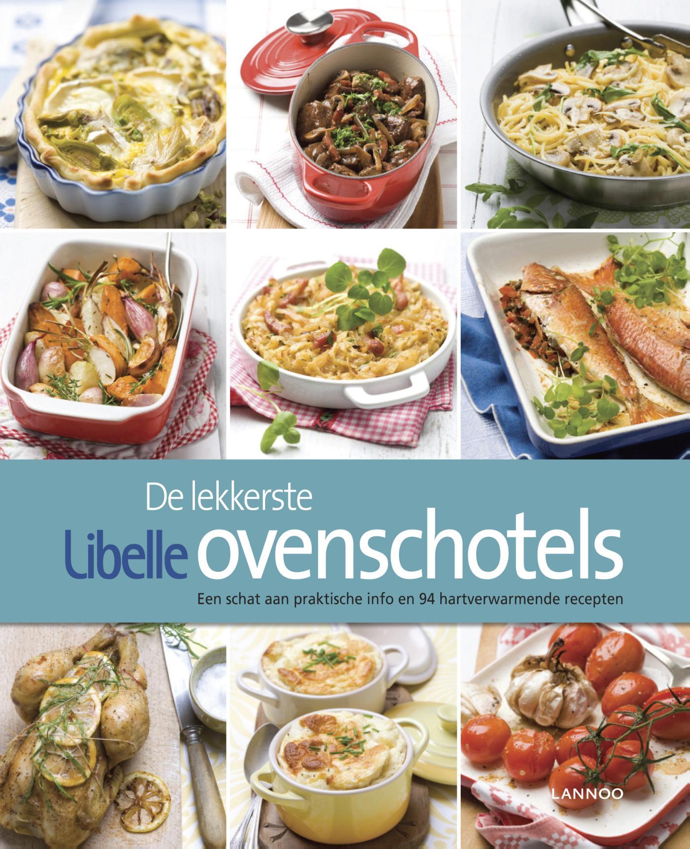 Kaft van e-book De lekkerste Libelle ovenschotels