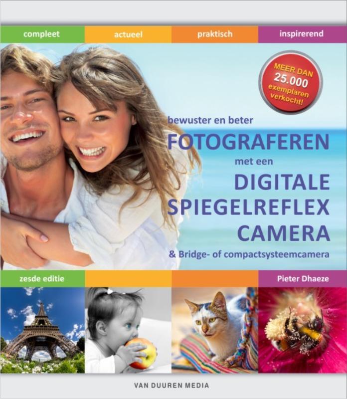 VAN DUUREN BEWUSTER EN BETER FOTOGRAFEREN SPIEGELREFLEX 6