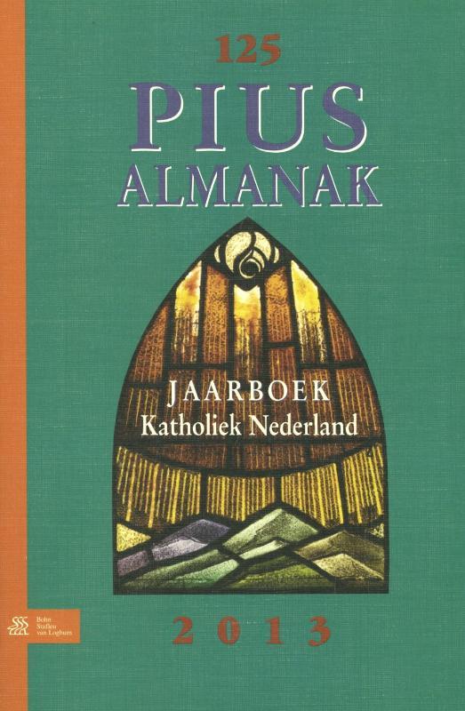 De pius almanak geeft een beeld van katholiek nederland in alle facetten, van de institutionele kerk maar ook ...