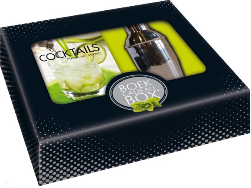 Cocktails Cadeau Box