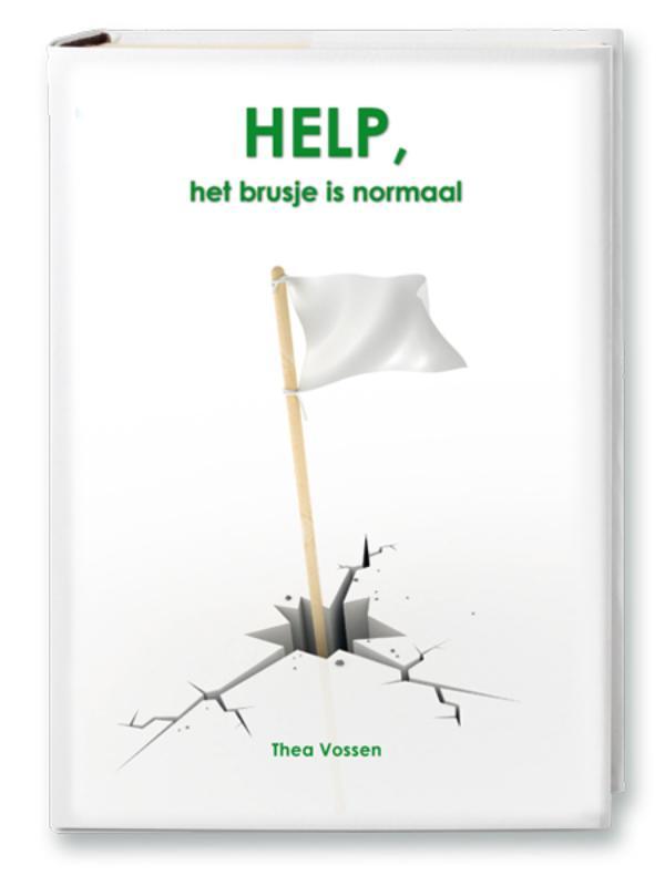Kaft van e-book Help, het brusje is normaal