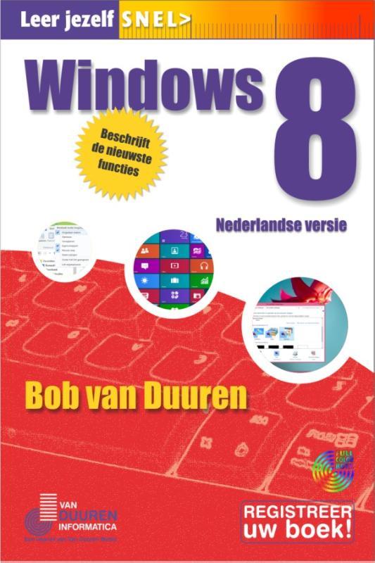 Leer jezelf snel Windows 8