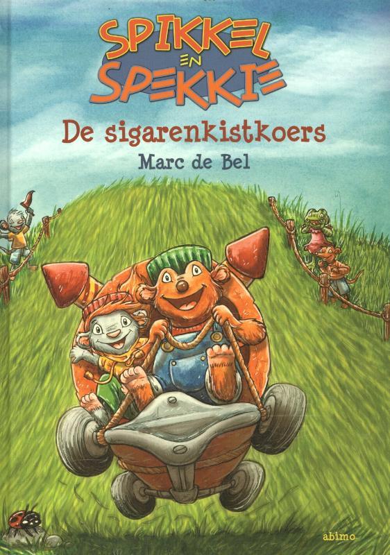 De sigarenkistkoers - M. de Bel