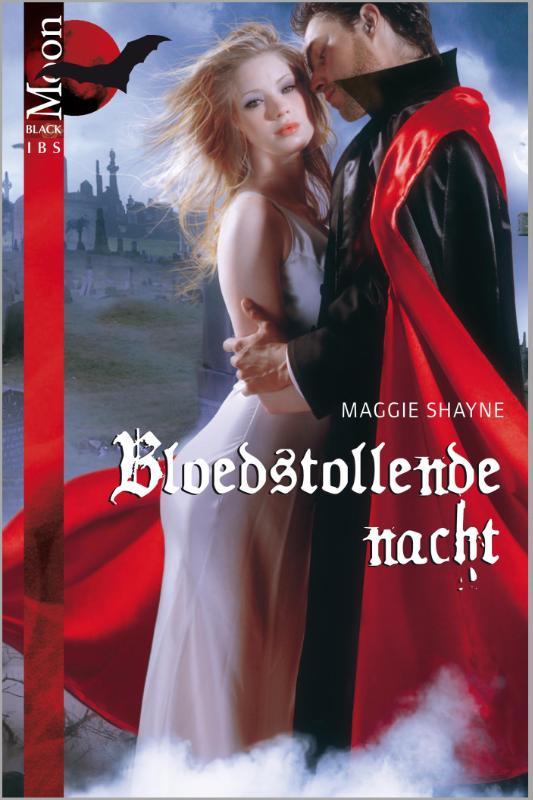 9789461994264 - Maggie Shayne: Bloedstollende nacht (e-Book) - Boek