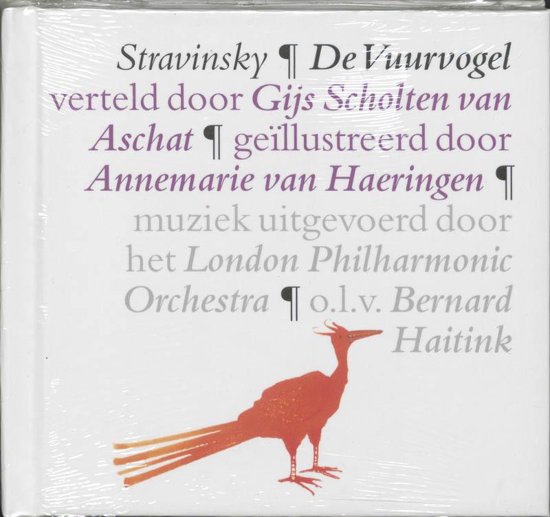 De vuurvogel + CD - I. Strawinsky