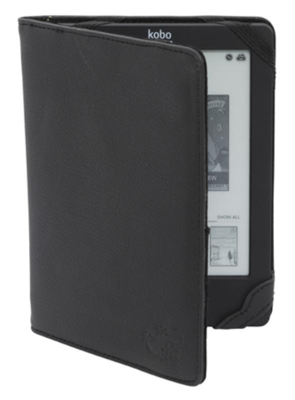 Gecko Covers Beschermhoes voor BeBook Pure / Touch - Zwart