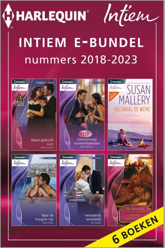 9789461994097 - Michelle Celmer: Intiem e-bundel 2018 - 2023 (e-Book) - Boek