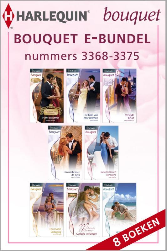 9789461994233 - Penny Jordan: Bouquet e-bundel 3368 - 3375 (e-Book) - Boek