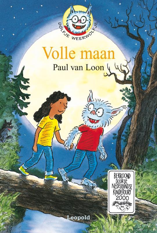 Volle maan - P. van Loon