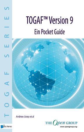 Kaft van e-book E-book: TOGAF Versie 9 Ein Pocket Guide